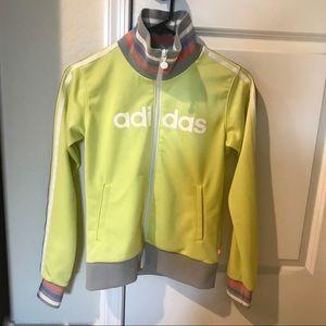 Adidas women's training jacket size S, Neo label